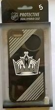 LA Kings NHL 3D Protective Apple Iphone 5 Cover Case