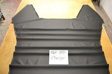 1968 68 1969 69 1970 70 MOPAR DODGE CHARGER BLACK HEADLINER USA MADE TOP QUALITY