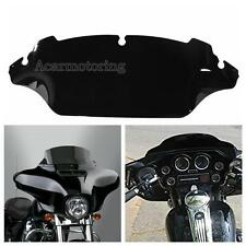 """6.8"""" Wave Windscreen Windshield for 2014-Up Harley Touring FLHT CVO FLHX FL"""