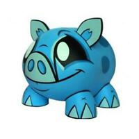 Joe Ledbetter Tirelire Piggy Bank Blue Vinyl Figure NEW Toys Collectibles
