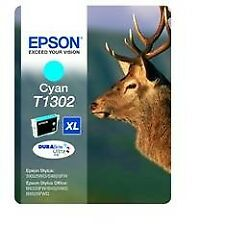 Cartucho Epson Stylus Sx525-620-bx525wd cian