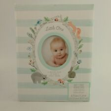 Stepping Stones Baby's First Year Memory Book Little One Unisex Forest Animals