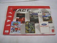 PC CD GAME - Race Collection (6 Racing Games inc. Sonic R)