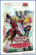 Yu-Gi-Oh! Structure Deck - Powercode Link - 43 Karten Deck ** NEU **