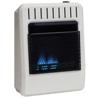 Avenger  10000 BTU Dual Fuel Ventless Blue Flame Space Heater