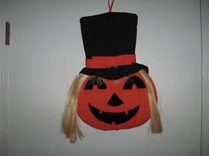Hanging Pumpkin decoration