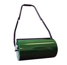 61 cm Rasenwalze Handwalze Rasenroller Gartenwalze Rasenlüfter Metall Ackerwalze