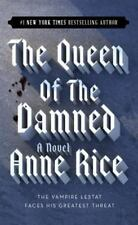 The Queen of the Damned Book 3 by Anne Rice (1989, Paperback, Movie Tie-In)