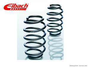 2x eibach Springs Front for Smart (Mcc ) Fortwo Coupe (451) u. v. A.R10145