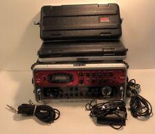 Line 6 Pod XT Pro & Working Pro 400 Bass Amp Head Unit w/ Heavy Duty Case/Rack
