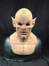 Madness FX - Havoc the Orc - Full Silicone Mask - Halloween, Conventions, D&D