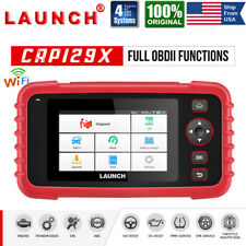 CRP129X Automotive OBD2 Scanner Engine ABS SRS Diagnostic Tool OBD Code Reader