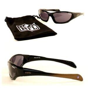 New Orleans Saints NFL Quake Kids Sunglasses & Bag Set