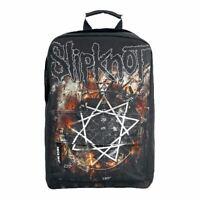 Slipknot Pentagram Laptop Backpack - School Uni Bag