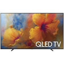 "Samsung QN65Q9 65"" 4K Ultra HD Smart HDR QLED TV 2017 Model Smart Remote"