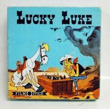 Lucky Luke - Film Super 8 Film Office - De l'or! De l'or!