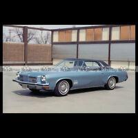 #pha.002104 Photo OLDSMOBILE CUTLASS SUPREME COLONNADE HARDTOP COUPE 1973 Auto