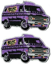 Beastie Boys Van Patch [Lot of 2] [Embroidered] Iron or Sew On