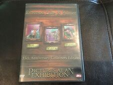 Emerson Lake & and Palmer Pictures at an Exhibition DVD Keith Greg Carl ELP Live