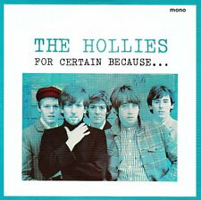 The Hollies For Certain Because... CD