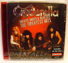 CINDERELLA ROCKED, WIRED & BLUESED: THE GRETEST HITS - CD Unplayed