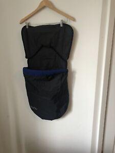 Black Graco Cozy Toes <DF1471