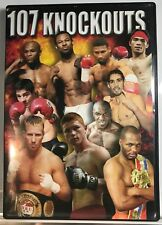 107 Knockouts (DVD)  Paul Williams, M Pacquiao, Nonito Donaire, Alfredo Angulo,