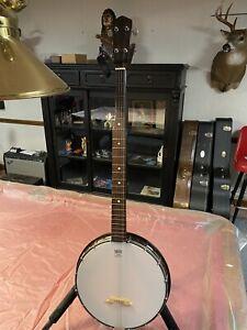 Vintage 5 String Bakelite Banjo