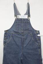 Salopette ME (Cod. S330) Tg.S Jeans Short usato vintage Original Vegan Wrangler