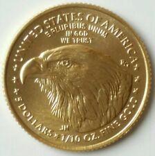 2021 $5 1/10oz Gold American Eagle, Type 2