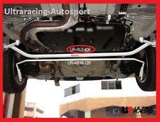 Toyota Prius C 1.5 2011 Ultra Racing Rear Lower Bar Brace 2 Points