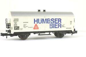 Minitrix 3259 N *** Kühlwagen Bierwagen Humbser Bier *** mit OVP