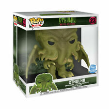 """Funko POP! Books Shop Exclusive 10"""" Inch Cthulhu Master of R'Lyeh Horror"""