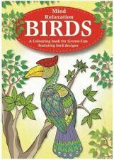 Martello Anti-Stress Therapy Colouring Book - Birds