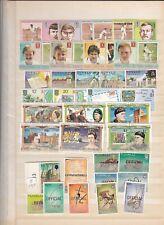 TUVALU MNH stamps 1970-1990s (CV $145 EUR125)