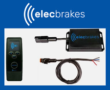ELECBRAKES ELECTRIC BLUETOOTH BRAKE CONTROLLER + LEADER CABLE AND REMOTE CONTROL