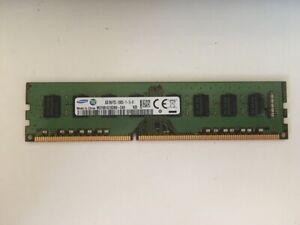 MEMORIA RAM 8 GB DDR3 SAMSUNG PC3 12800U 1600 MHz 240 PIN DESKTOP OFFERTA