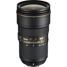 Nikon AF-S NIKKOR 24-70mm f/2.8E ED VR Lens NIKON USA 5 YEAR WARRANTY