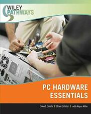 Wiley Pathways Personal Computer Hardware Essentials By David Groth, Ron Gilste