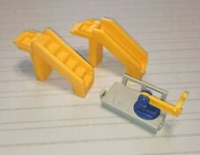 Geotrax Grand Central Station ESCALATOR  RAMP luggage loader PARTS Fisher Price