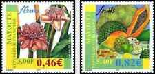 Timbres Flore Fruits Mayotte 106/7 ** année 2001 lot 14156