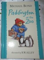 Paddington at the Zoo by Michael Bond, Acceptable Used Book (Hardcover) FREE & F