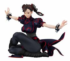 Street Fighter Chun Li 1/6 Limited Black Statue Embrace