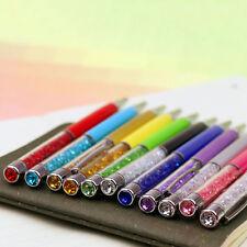 Gift Ballpoint Pen bling Diamond Crystal Metal Pen  Student Office MDAU
