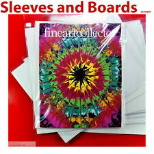 Magazine Sleeves and Boards for comics, magazine and book collectors Size2 x 10