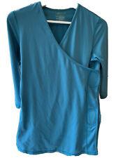 The Nuroo Pocket M/L Teal Babywearing Shirt