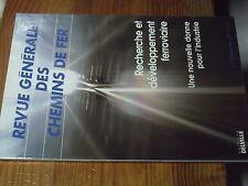 8ùµ?  RGCF Revue Generale Chemin Fer 2/2000 Recherche Developpement Ferroviaire