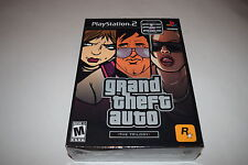 Grand Theft Auto Trilogy Sony Playstation 2 PS2 Video Game New Sealed