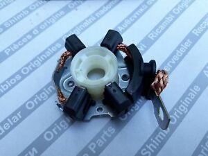 Genuine Fiat Starter Motor Brush kit. Part No. 77365065