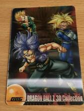 Carte Dragon Ball Z DBZ Morinaga Wafer Card Part 02 #086 3D MADE IN JAPAN